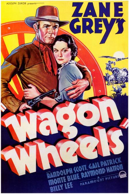 Wagon wheels 1934 a
