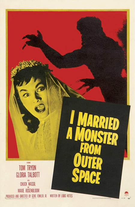 I Married A Monster From Outer Space 1958 a