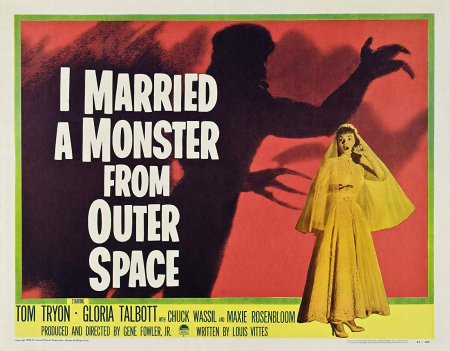I Married A Monster From Outer Space 1958 l