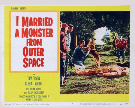 I Married A Monster From Outer Space 1958 b