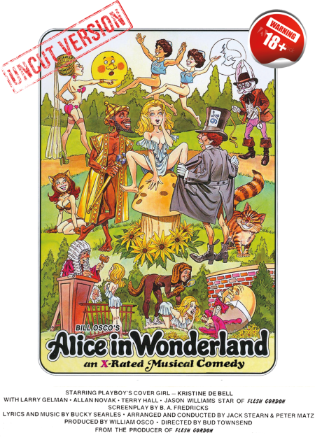 Alice in wonderland: an x-rated musical comedy