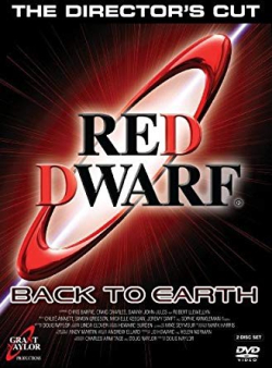 Red dwarf back to earth dvd