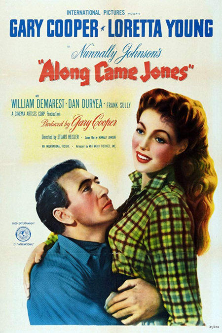 Along came jones 1945