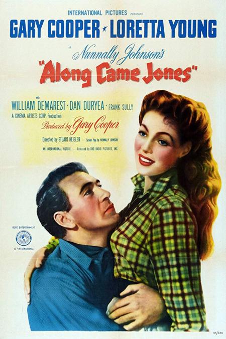 Along came jones 1945