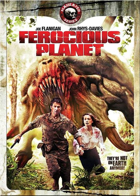 Ferocious planet 2011 a