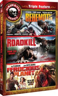 Maneaters roadkill behemoth ferocious planet