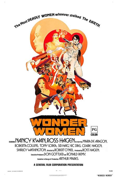 Wonder women 1973