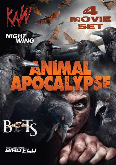 Animal apocalypse DVD set