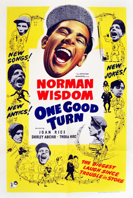 One Good Turn 1955 a