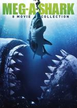Meg-a-shark 8 movie collection a