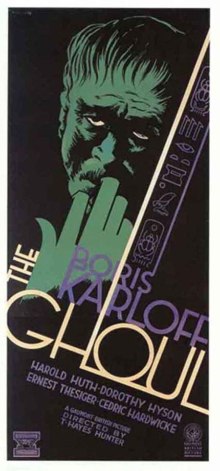 The ghoul 1933 a