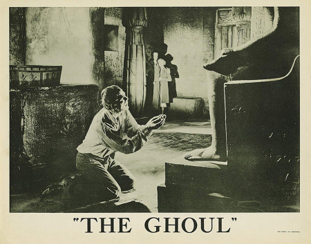 The ghoul 1933 b