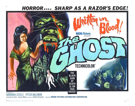 The ghost 1963 a