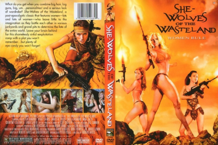 She Wolves Of The Waste Land 1987 d