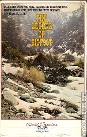 The Legend Of Bigfoot 1975 a