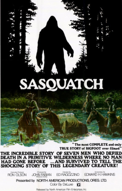Sasquatch The Legend Of Bigfoot 1977