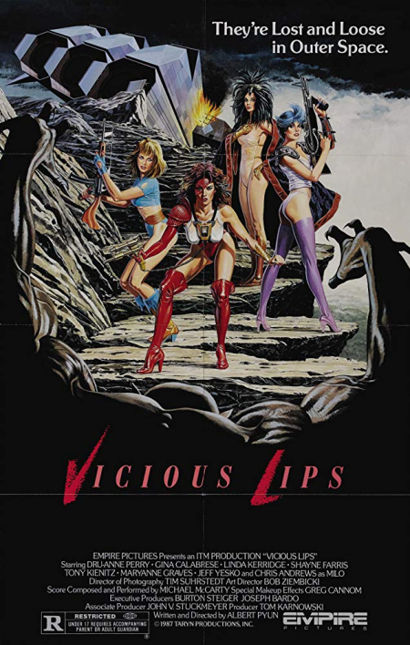 Vicious lips 1986 d