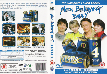Men Behaving Badley Series 4