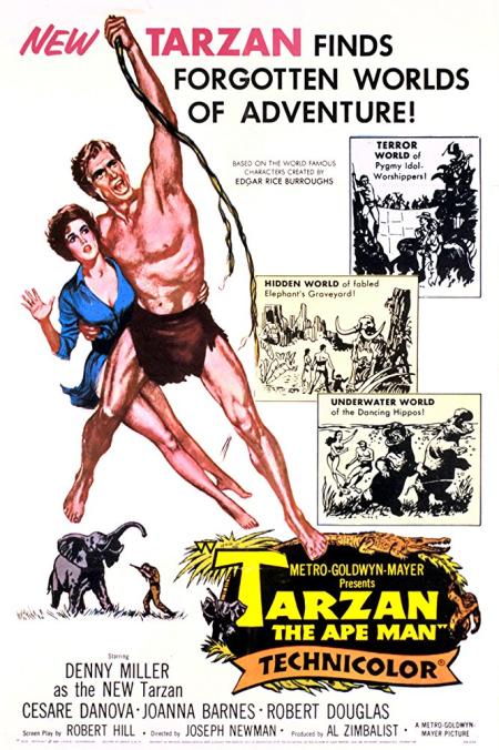 Tarzan the ape man 1959