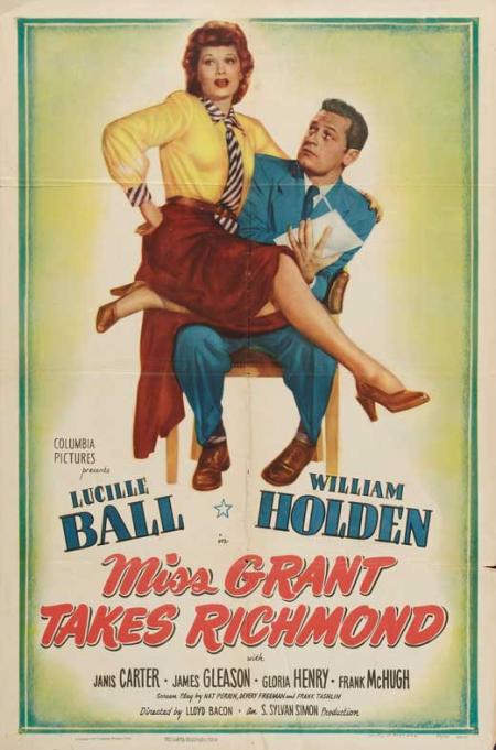 Miss grant takes richmond 1949 d