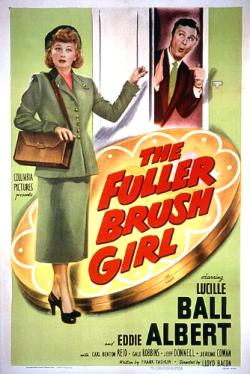 The fuller brush girl 1950 a