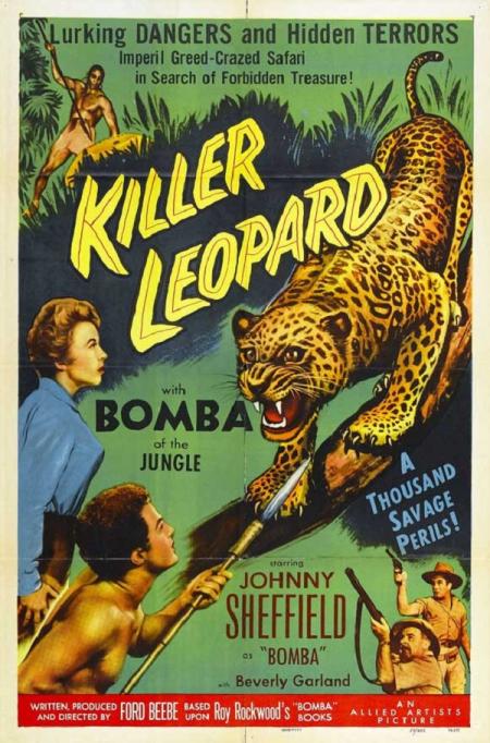 Killer Leopard 1954 a