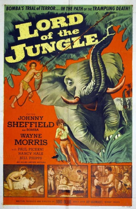 Lord Of The Jungle 1955