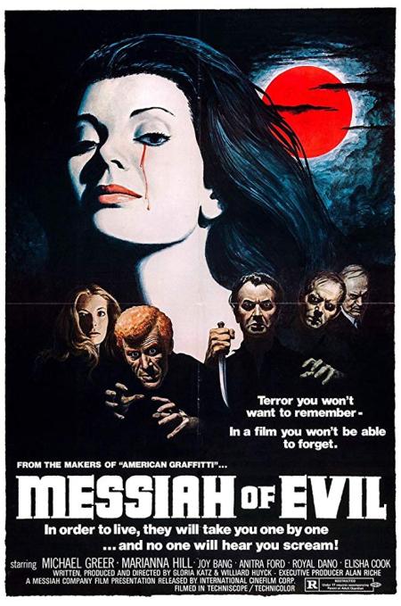 Messiah of Evil 1973