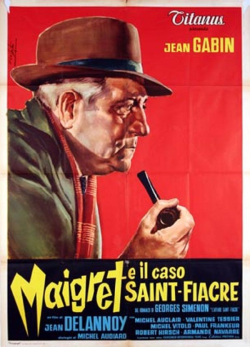 Maigret And The St Fiacre Case 1959 b