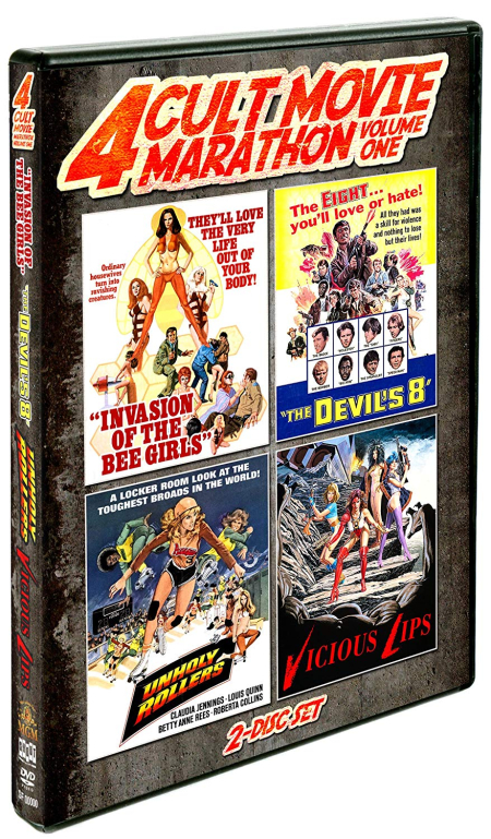 4 Cult Movie Marathon Volume One