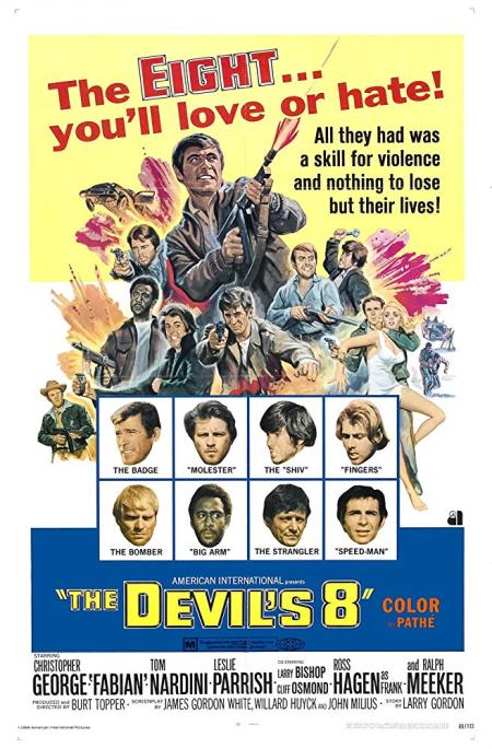 THE DEVIL'S 8 1969 a