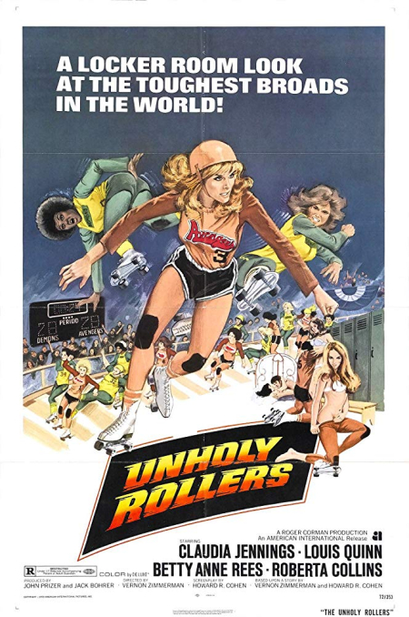 UNHOLY ROLLERS 1972 a