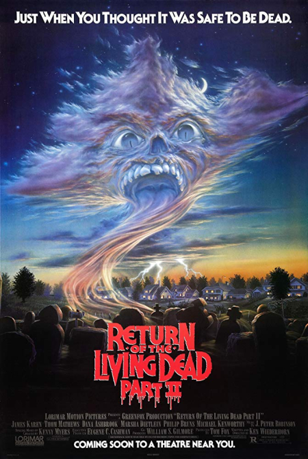 The Return Of The Living Dead 2