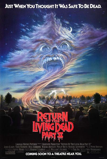 The Return Of The Living Dead 2