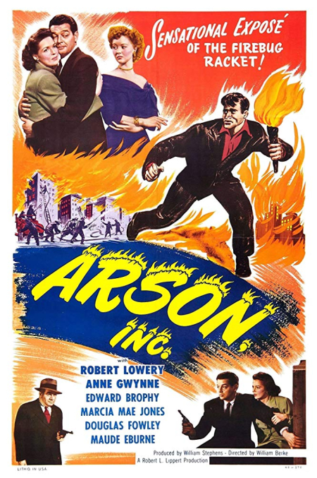 Arson inc 1949