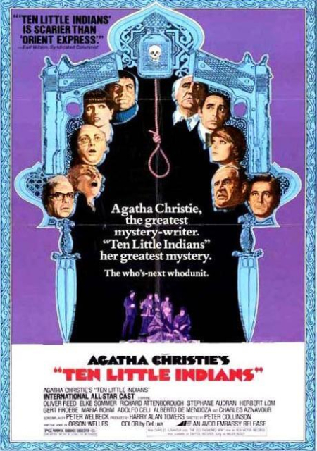Ten little indians 1974
