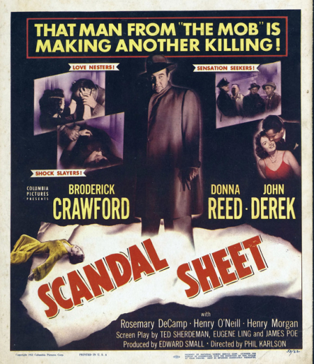 Scandal Sheet 1952 c