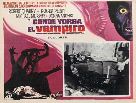 Count Yorga Vampire 1970 e