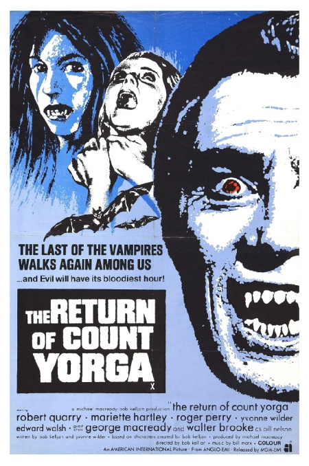 The Return Of Count Yorga 1971 b