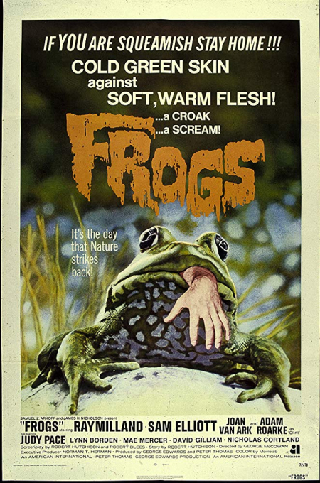 Frogs 1972 a