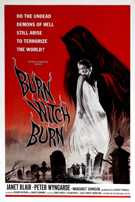 Burn  Witch  Burn 1962 a