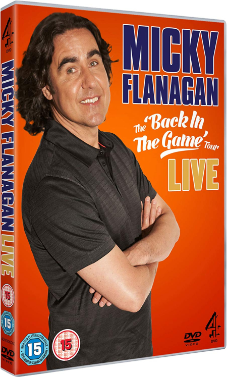 Micky flanagan the back in the game tour