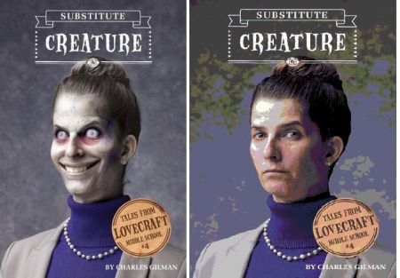 Substitute Creature by Charles Gilman