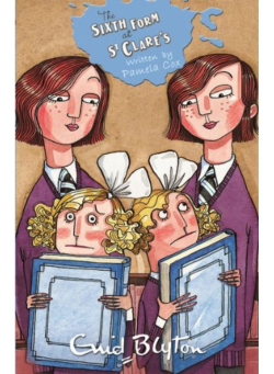 The Sixth Form At St Clares by Pamela Cox