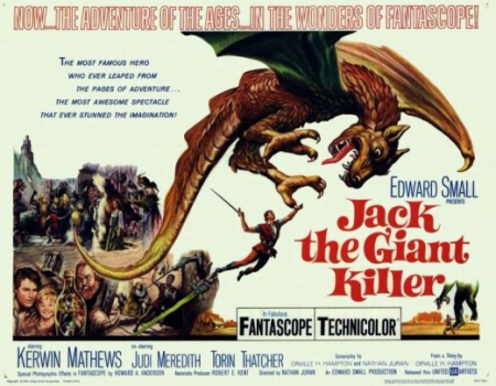 Jack The Giant Killer 1962 f