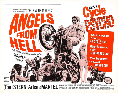 Angesl from hell 1977