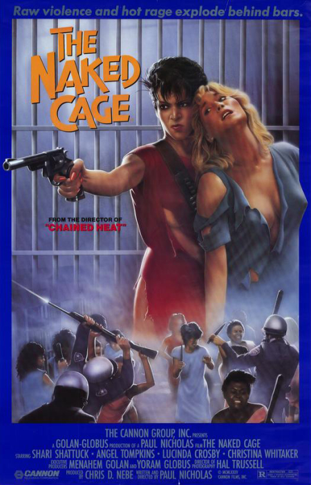 The naked cage 1986