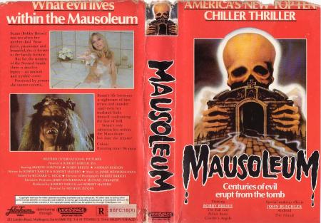 Mausoleum 1983 b