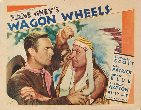 Wagon wheels 1934 c