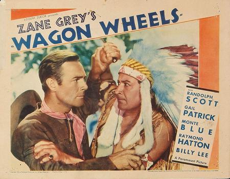 Wagon wheels 1934 c